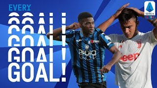Atalanta Score SEVEN & Juve Miss Chance to Extend Lead at Lecce | EVERY Goal Round 9 | Serie A