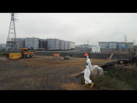 Fukushima nuclear plant still leaking radioactive water, operator reveals
