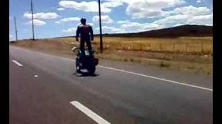 Tarahumara-Bikers Leonel Cuauhtemoc Chihuahua