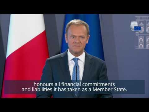 President Tusk meets Prime Minister of Malta