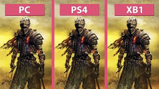 Dark Souls 3 PC vs. PS4 vs. Xbox One Graphics Comparison
