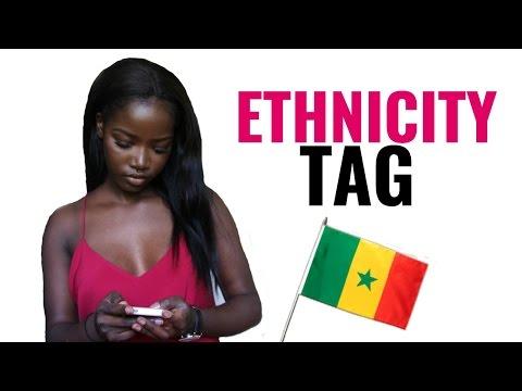 ETHNICITY TAG  Aminata