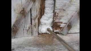 як правильно зробити призьбу в дерев'яному будинку