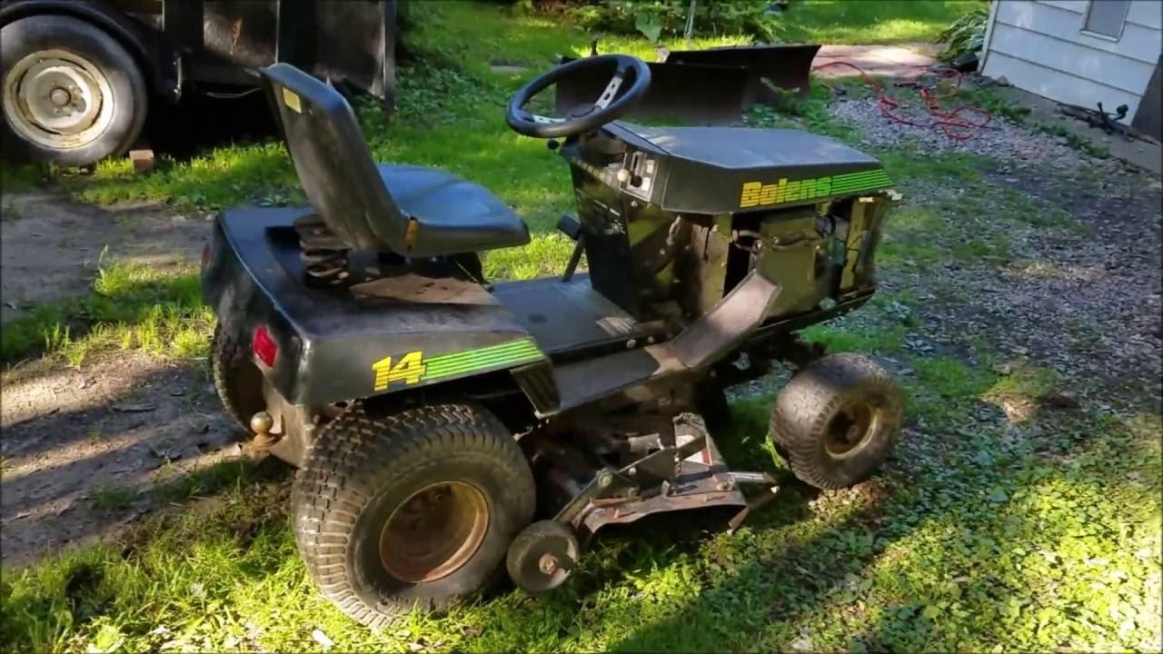 Bolens Walk Behind Garden Tractors | Gardening: Flower and ... on
