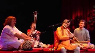 MERU Concert live - Hariprasad Chaurasia - Raga Bhupali