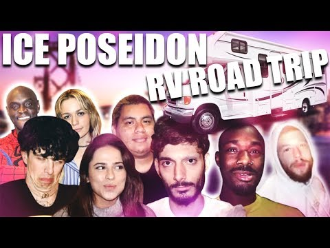 Ice Poseidon - RV Road Trip Montage