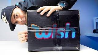 O MAIS VENDIDO na Wish.com é.......