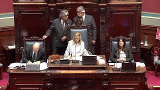 """Ley de urgente consideración: Carrera considera que proyecto es """"antidemocrático e inconstitucional"""""""