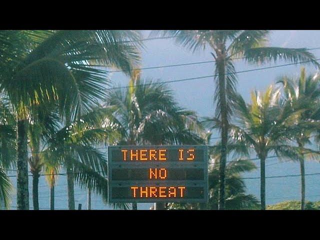 La alerta falsa por ataque de misiles que sembró el pánico en Hawai