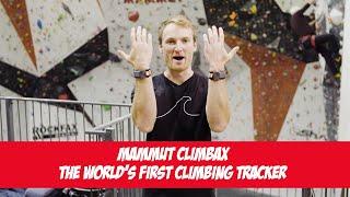 Mammut Climbax - The World's First Climbing Tracker