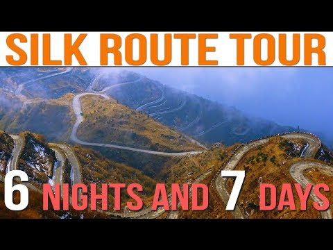 Silk Route Tour | Silk Route Tour Package | Sillery Gaon