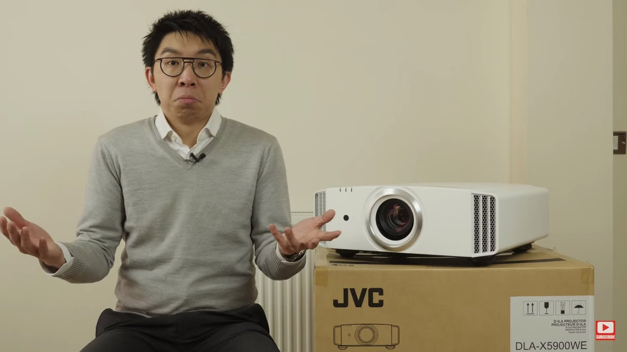 JVC DLA-X5900 Review - Has This Projector Cracked HDR?