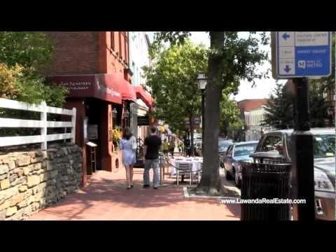 Living In Alexandria, Virginia