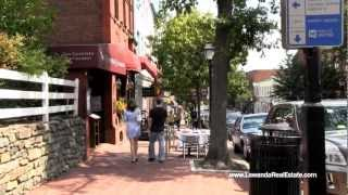 Living in Alexandria, Virginia