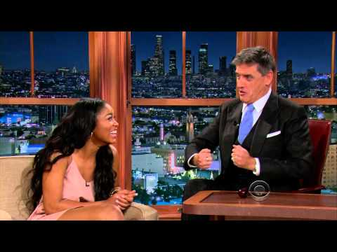 The Late Late Show with Craig Ferguson - KeKe Palmer (March 4, 2014)