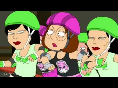 Family Guy   Meg becomes a Roller Derby Player