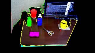 PCL Organized Segmentation Demonstration
