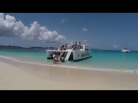 St. Croix - Big Beard's Adventure Tours - Buck Island