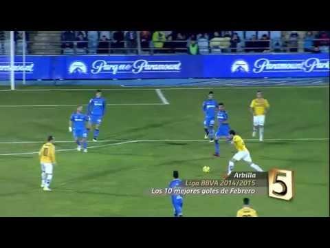 La Liga 2015 Best Goals in February - HD
