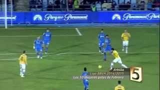 La Liga 2015 Best Goals in February - HD