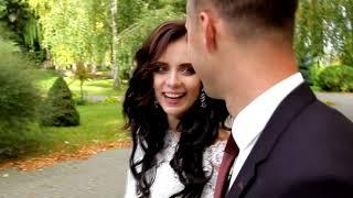 Александр и Оксана (Sur ma route) Свадьба в Пинске