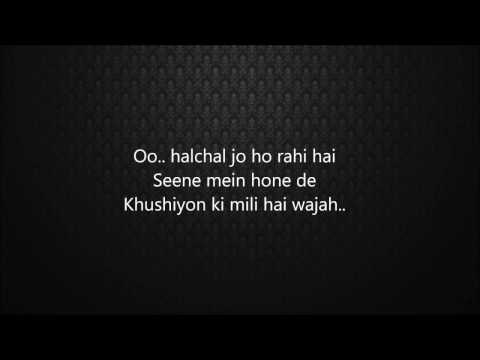Buddhu Sa Mann (Lyrics)- Kapoor and Sons
