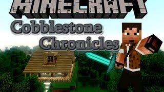 Minecraft Cobblestone Chronicles SMP   Ep 10   Southern Hospitality on Youtube