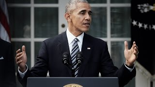 President Obama: We're All on One Team
