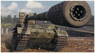 The Coolest Grille 15 • WoT Gameplay