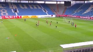 ITK 2011 - Umschalten auf Abwehr -- Vorbereitende Spielformen und mannschaftstaktisches Training