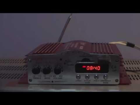 KINTER MA-200 AMPLIFIER - TEARDOWN & CONCLUSION