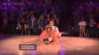 Kirstie Alley & Maks - Charleston - DWTS (Allstars Week 4)