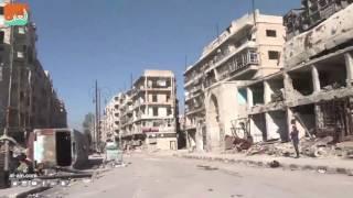 النظام السوري يستأنف غاراته شرق حلب