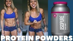 The Best Protein Powder For Losing Weight/Gaining Muscle & Collagen Protein?!