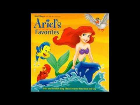 The Little Mermaid - What's It Like To Be A Mermaid (Jodi Benson)