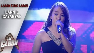 Larnie Cayabyab - Rise Up | The Clash Season 3