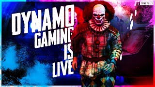 PUBG MOBILE LIVE | NEW HALLOWEEN UPDATE | DYNAMO GAMING