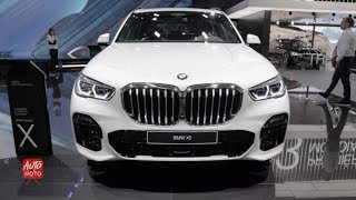 2019 BMW X5 40i - Exterior And interior Walkaround - 2018 Paris Motor Show