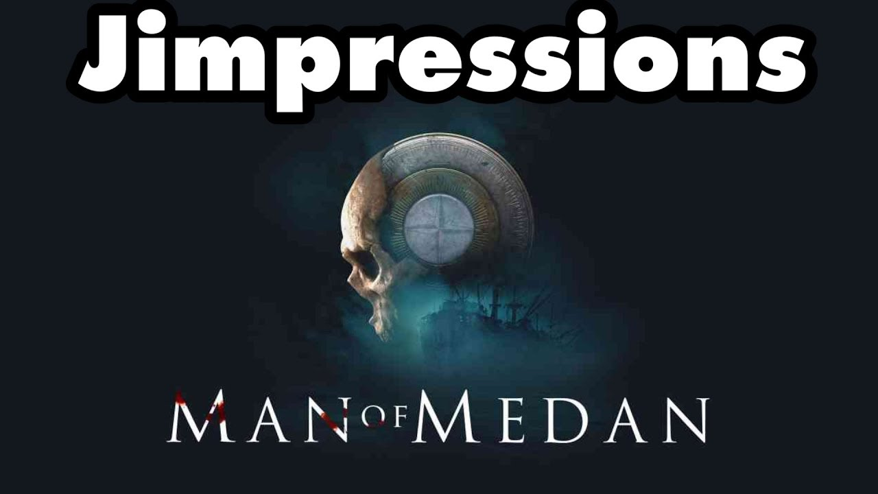 Dark Pictures: Man Of Medan - Ship Mates (Jimpressions) (Video Game Video Review)