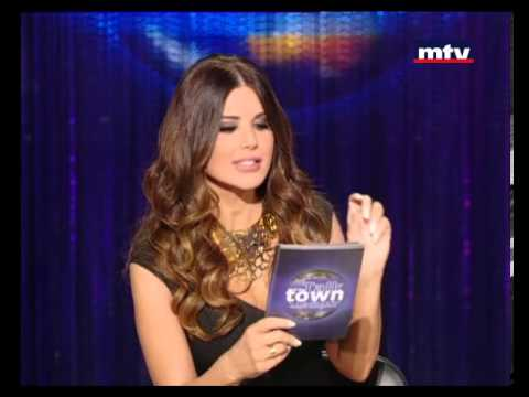 Talk Of The Town - 05/12/2013 - Sabah Fakhri - صباح فخري