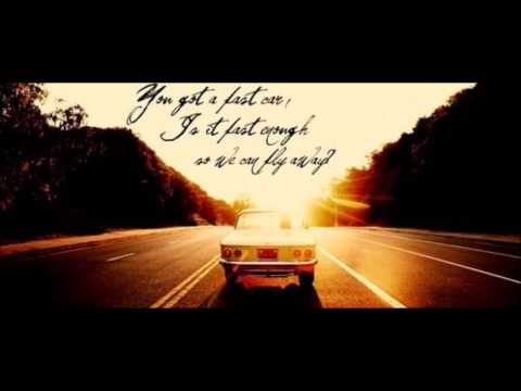 Fast Car (Tracy Chapman Remake)