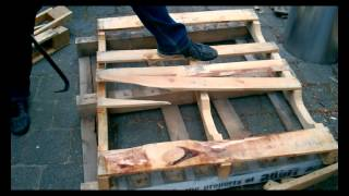 Recycling Pallets For Woodshop Projects