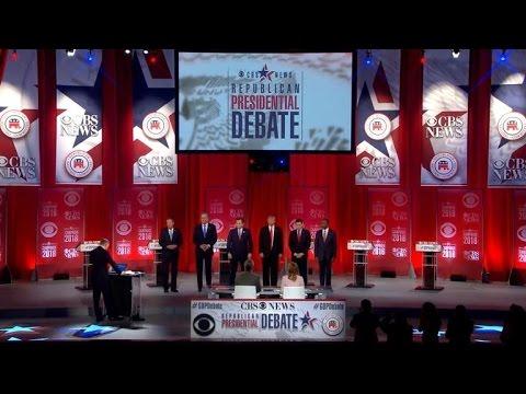 Republican Debate Part 3: Immigration