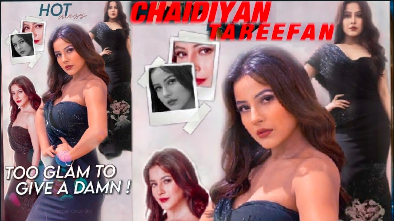 Shehnaz Gill New ANTHEM Song CHAIDIYAN TAREEFAN | Punjabi Song 2020