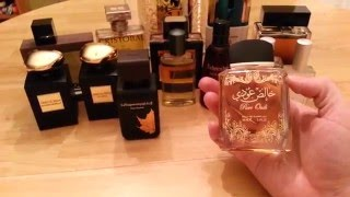 My Fragrance Collection - Part 17 - New Acquisitions Q1 2016
