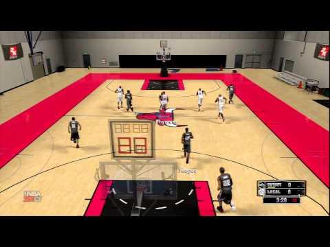 Cómo jugar de pivot (tutorial)   NBA 2K13