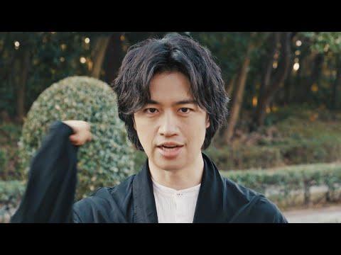 斎藤工 全員団結 CM スチル画像。CM動画を再生できます。