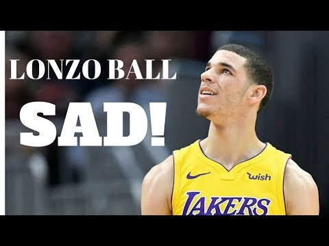 Lonzo Ball - 'SAD!' - Rookie Of The Year Mix (Emotional) - HD