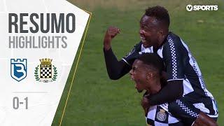 Highlights   Resumo: Belenenses 0-1 Boavista (Liga 19/20 #4)