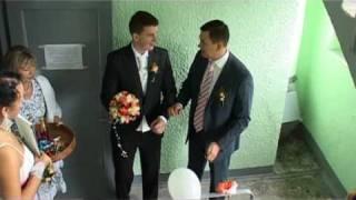 Свадебное видео (выкуп невесты)(Свадебное видеосъемка и фотосъемка (выкуп невесты) в г. Луганске http://video-lug.com.ua., 2009-10-25T11:10:43.000Z)